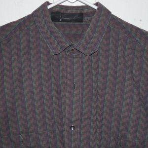 Patagonia mens button down shirt size L J1072